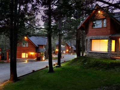 Bosque Dormido Caba�as &Spa