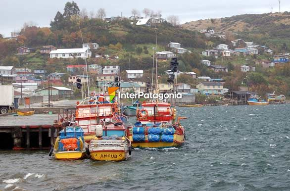 Mar inquieto - Ancud,