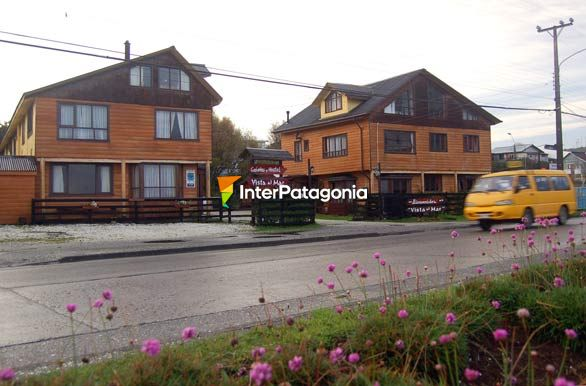 Caba�as y hostal Vista al mar - Ancud,