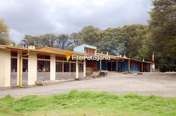 The school - Puerto Ra�l Mar�n Balmaceda