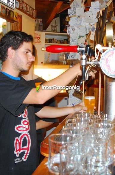 Craft beer from Bariloche - San Carlos de Bariloche
