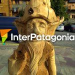 Wooden sculpture
