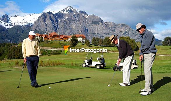 Golf at the Llao Llao - San Carlos de Bariloche,