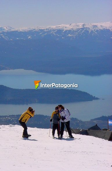 Magnificent photo from Mount Catedral - San Carlos de Bariloche,