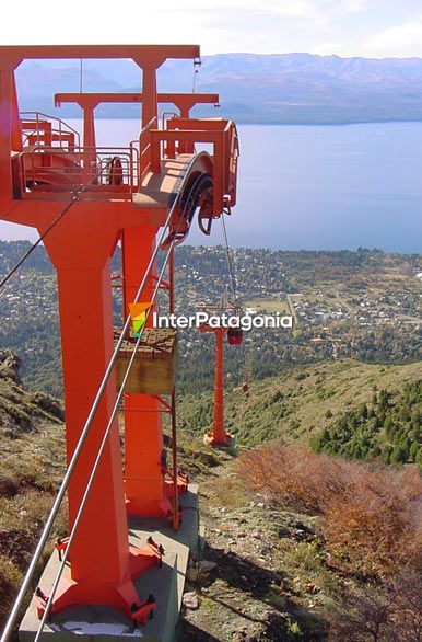 Cable railway Mount Otto