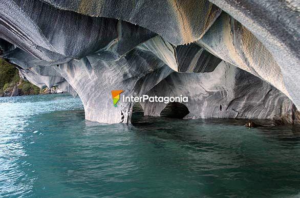 Fotos de Chile Chico / Lago G. Carrera: Esculpido por la ...