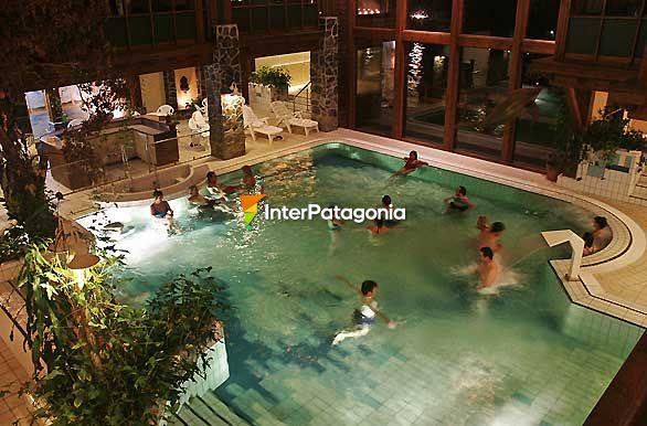 fotos de coyhaique piscinas termales
