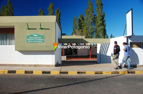Town Hall and commercial center - Villa El Choc�n