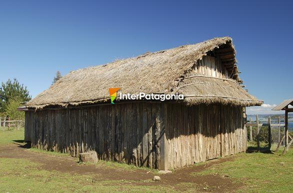 Fotos de Futrono: Ruca mapuche