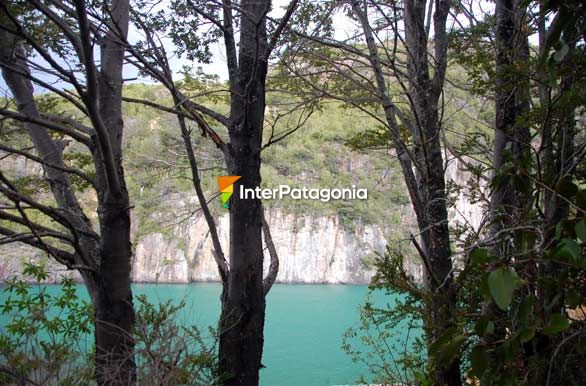 Green lake - Lago Verde,