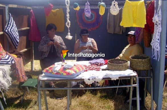 Craftsmen at the Traditional Festivities - La Junta,