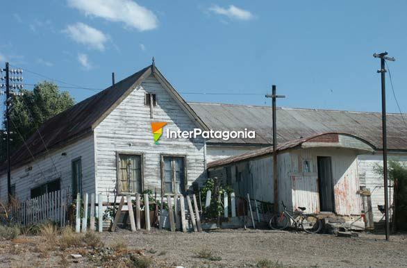 Casas antiguas - Las Grutas / San Antonio Oeste, Autor: Rolando ...