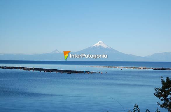 Fotos de Llanquihue: Lago Llanquihue y Volcán Osorno