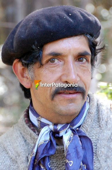 Portrait of a Chilean - Alto Palena,