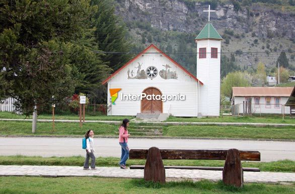 Local church - Alto Palena,