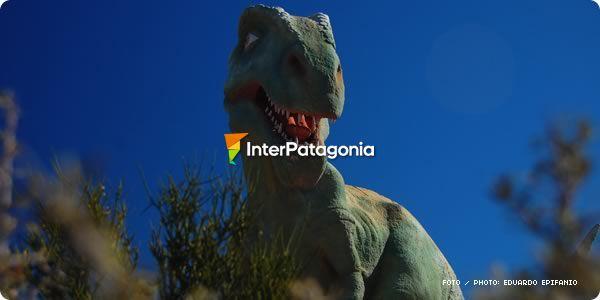 Dinosaurs Era Dinosaurios patagó...