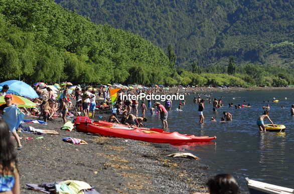 Color y calor en Co�aripe - Panguipulli