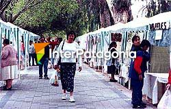 Handicrafts Fair in General Roca