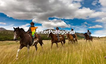 Horseback ride in Esquel