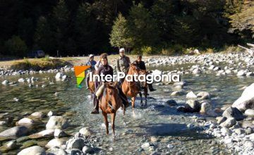 Horseback Ride along the Azul River