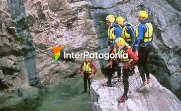 Arroyo de la Virgen: Pure Canyoning