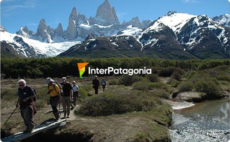 Beholding the Fitz Roy