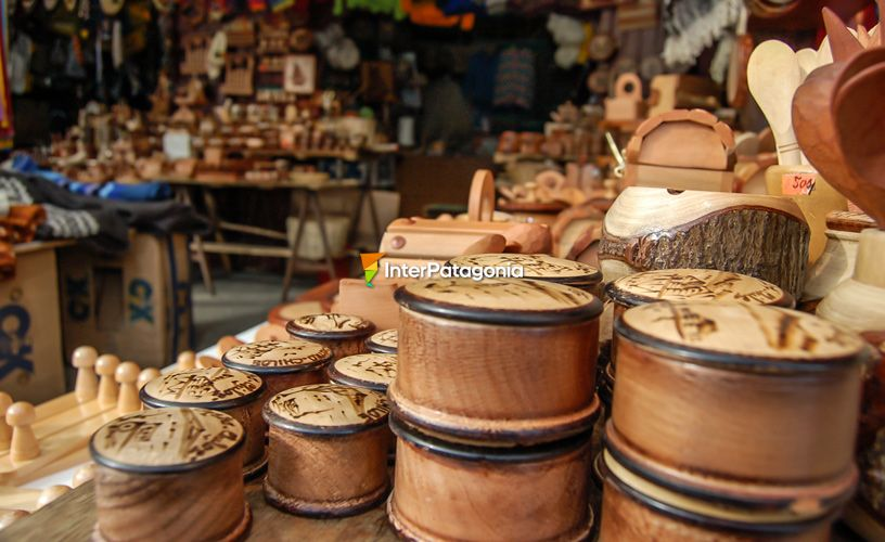 The Lillo handicrafts market