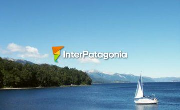 A Sailing-boat around the Nahuel Huapi
