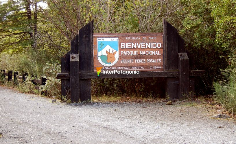 Vicente P�rez Rosales National Park