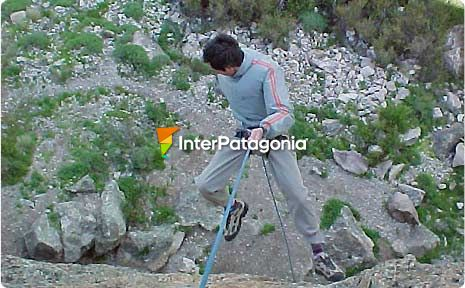 Rock Climbing at La Palestra