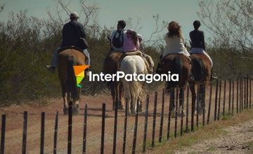 <i>Estancia</i> San Jos�. Lamb, horseback ride and much more �
