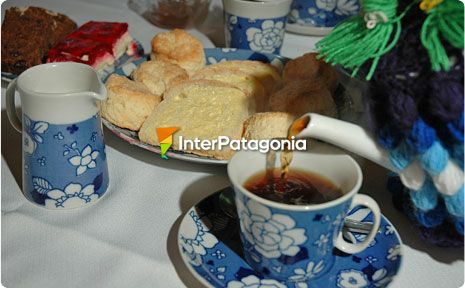 Welsh Tea in Gaiman
