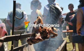 Lamb Festival at Río Chico