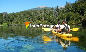 Kayaking in the National Park and La Zeta Lagoon