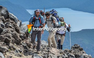The Challenge to Climb the Lan�n Volcano