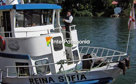 Navigation along the Rivers of Valdivia