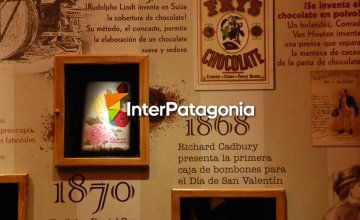 Chocolate Museum in Bariloche