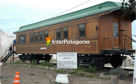 Puerto Deseado Train Museum