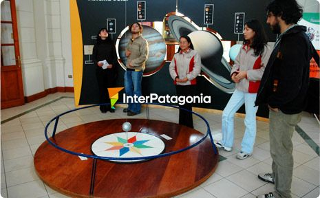 Visit to the Osorno Interactive Museum