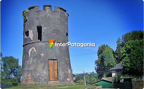 Forts and Castles in Valdivia