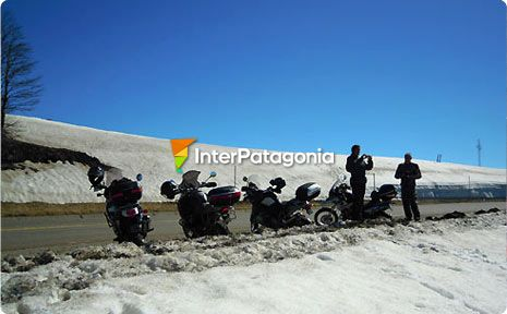 From Osorno to Puyehue by Motorbike