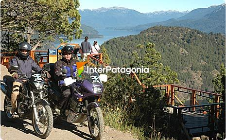 Motorbike tour from San Mart�n de los Andes