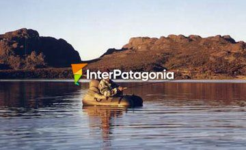 Fishing at <i>Lago Tres</i>