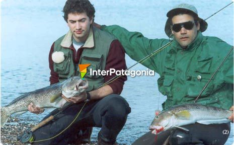 Fishing in Puerto Madryn