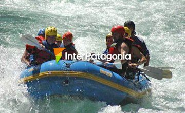 Rafting and Adventure on the Manso River