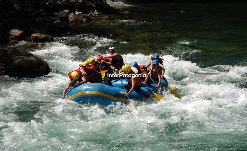 Adventure on the Manso River
