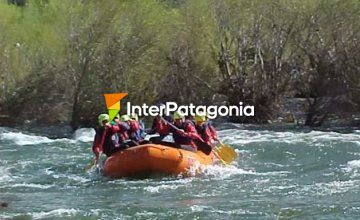 Rafting on the Corcovado Rapids