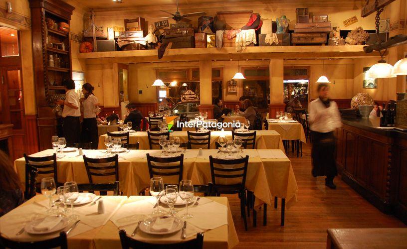 restaurante do a quela san mart n de los andes