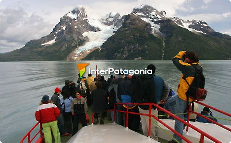Navigation to the Balmaceda and Serrano Glaciers - Puerto Natales