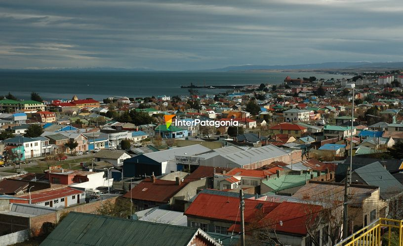Punta Arenas, the southernmost city in Chile